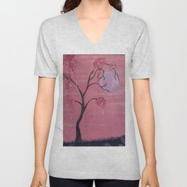 Pink Dream Unisex V-Neck