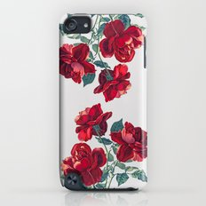 Red Roses iPod touch Slim Case