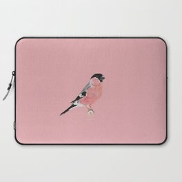 Siberian Bullfinch (rose palette) Laptop Sleeve