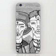 Messengers iPhone & iPod Skin