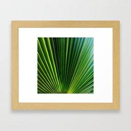 Glow. Framed Art Print