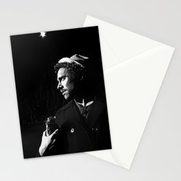 Mike Johnston in the Mission | 2012 Stationery Cards