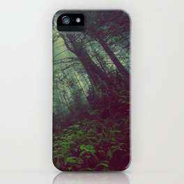 Fey Forest iPhone Case
