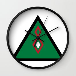 Iraqi Air Force Wall Clock