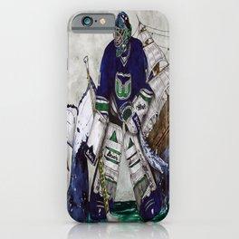 BURKE iPhone Case