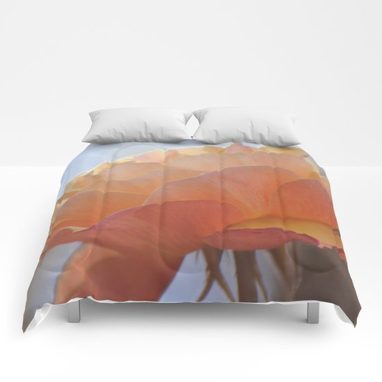 BY MYSELF Comforters