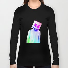 Marshmellow Colors Long Sleeve T-shirt