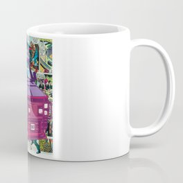 A-Team Vandura Pop Candy Coffee Mug