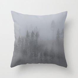 Olympic Fog Throw Pillow