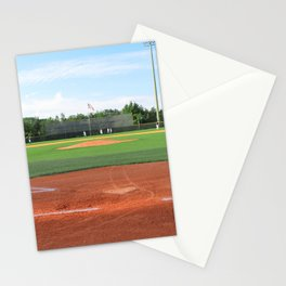 Play Ball! - Home Plate Stationery Cards