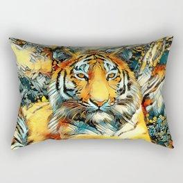 AnimalArt_Tiger_20171202_by_JAMColorsSpecial Rectangular Pillow
