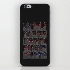 Descending Ladders Of Cities iPhone & iPod Skin