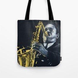 A Love Supreme Tote Bag