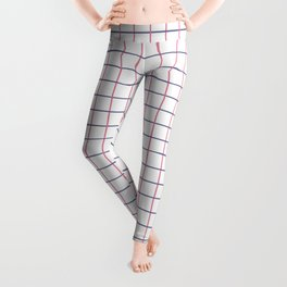 Grid Leggings