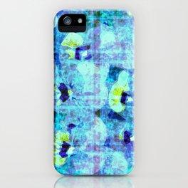 flower kirsche kaleidoskope iPhone Case