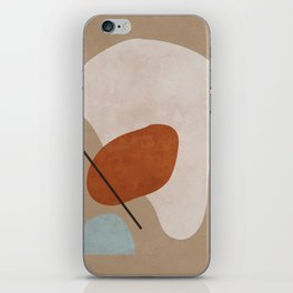 Abstract Shapes 10 iPhone Skin