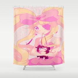 Killer princess Shower Curtain