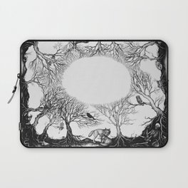 The last person in the world Laptop Sleeve