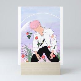 BTS RM Mini Art Print