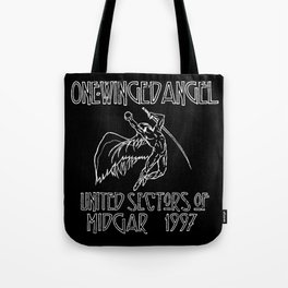 Led Highwind: One-Winged Angel Tote Bag