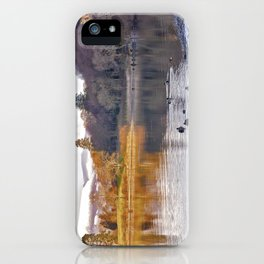 By the Lakeside - Derwent Water iPhone Case