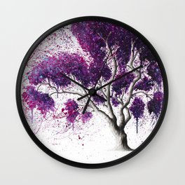 Southern Dream Tree Wall Clock