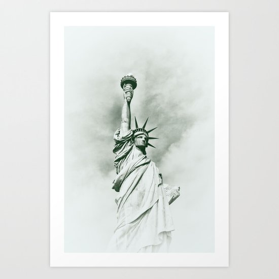 Statue of Liberty cx by haroulita