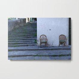 neapolitan living Metal Print
