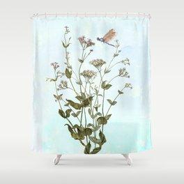 An invincible summer Shower Curtain