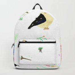Kooky Kookaburra Backpack