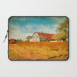 Peaceful Day's Laptop Sleeve