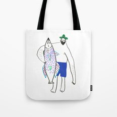 The best of Friends Tote Bag