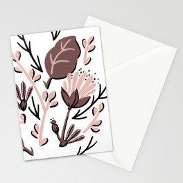 Emerging Spring Floral Stationery Cards