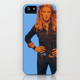 Ray of Light madonna iPhone Case
