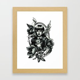 Childwood Framed Art Print