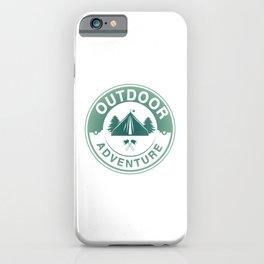 Outdoor Adventure 2 gr iPhone Case