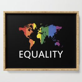 Equality Serving Tray
