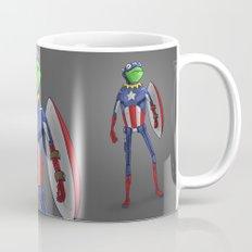 Captain Kermit Mug