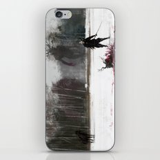another day at work... Leshy iPhone & iPod Skin