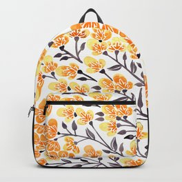 Cherry Blossoms – Yellow Palette Backpack
