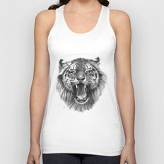Wicked Tiger G093 Unisex Tank Top