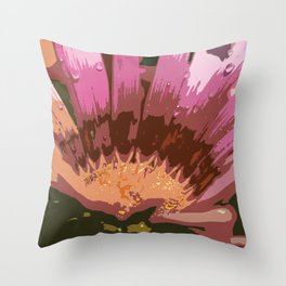 Candied Delight Throw Pillow