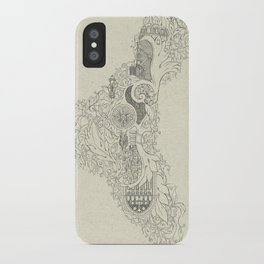 The Fertile Land in One's Imagination iPhone Case