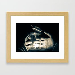 Mason Framed Art Print