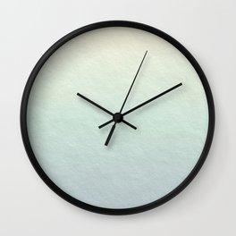 Happy Hues Wall Clock
