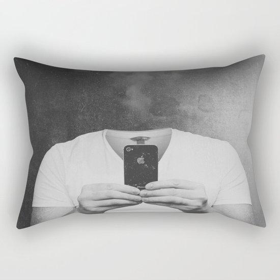 Unselfie Rectangular Pillow