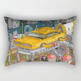 Chop Shop Rectangular Pillow