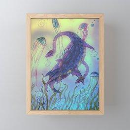 Brothers Framed Mini Art Print