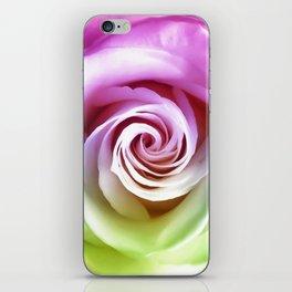 Tie Died Rose iPhone Skin