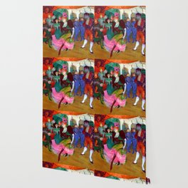 Toulouse Lautrec Marcelle Lender Dancing the Bolero Wallpaper